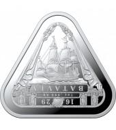Срібна монета 1oz Батавія 1 долар 2019 Австралія