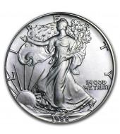 Срібна монета 1oz Американський Орел 1 долар 1988 США