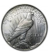 Срібна монета Мирний Долар 1 долар 1923 США