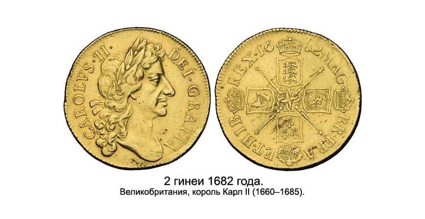 Монети Європи